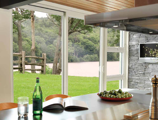 silensia patio door